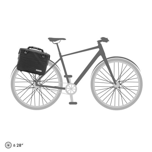 Ortlieb Office-Bag L QL2.1 black matt
