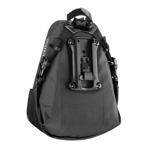 Ortlieb Saddle-Bag Two 1,6L black matt