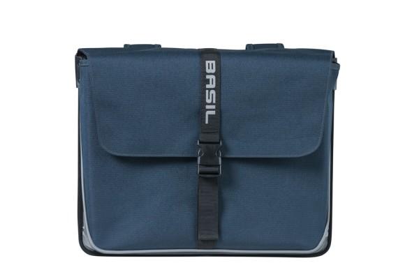 Basil Forte Fahrradtasche 35L blau/schwarz