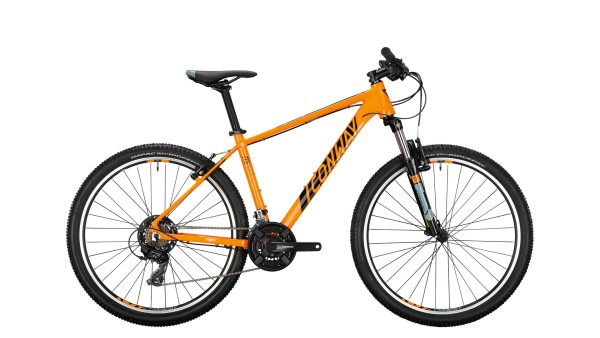 "Conway MS 327 MTB 27,5"" orange/black"
