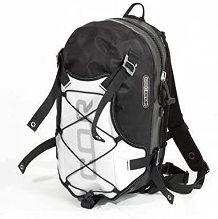 Ortlieb Cor 13 Rucksack schwarz-weiß