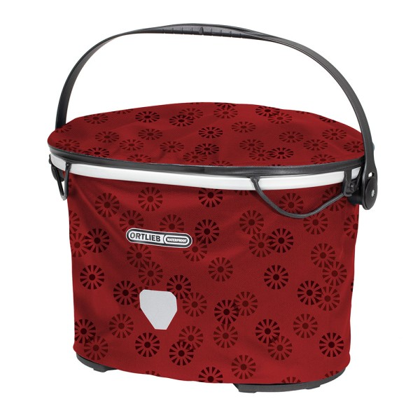 Ortlieb Up-Town Design, floral red