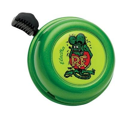 Electra Rat Fink Bell (green)