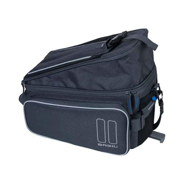 Basil Sport Design Gepäckträgertasche MIK grau