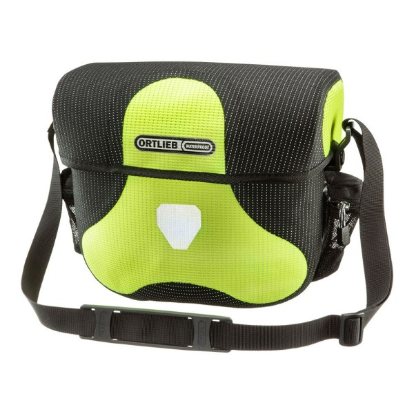 Ultimate Six High Visibility neon yellow - black