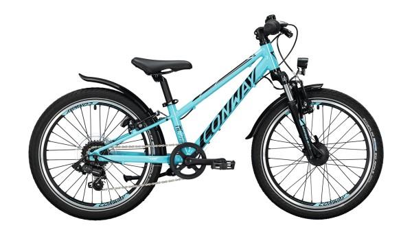Conway MC 200 FG MTB turquoise/black
