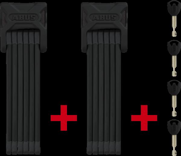 Abus Bordo 6000/90 TwinSet SH Faltschloss