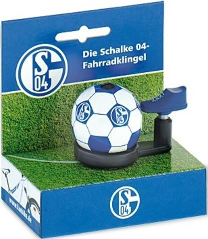 FANBIKE Klingel FC SCHALKE 04