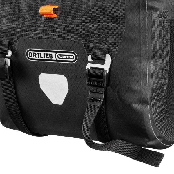Ortlieb Handlebar-Pack QR mat black 11 L