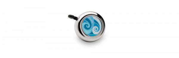 Electra Coaster Bell (Silver/Blue)